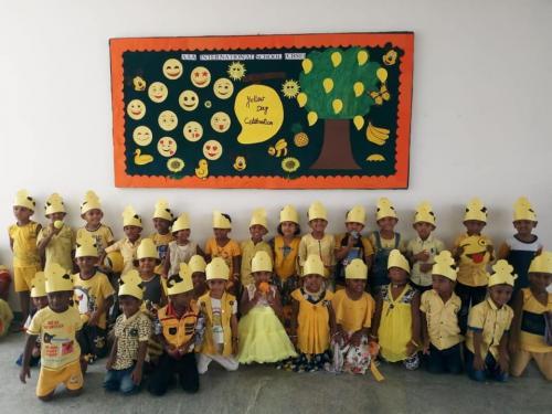 Yellow Day Celebrations (1)